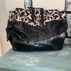 Miche Cover - Faux, worn leather